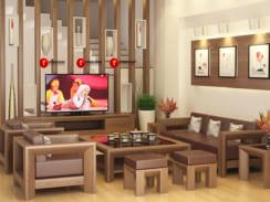 Ban Ghe Sofa Go Oc Cho Sf019
