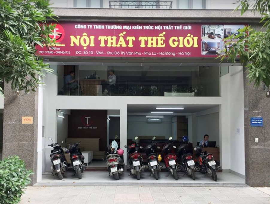 cong ty noi that the gioi