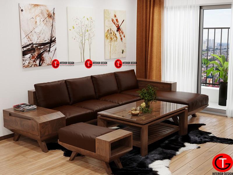 Cách lựa chọn bộ bàn ghế phòng khách hợp phong thủy cho gia đình