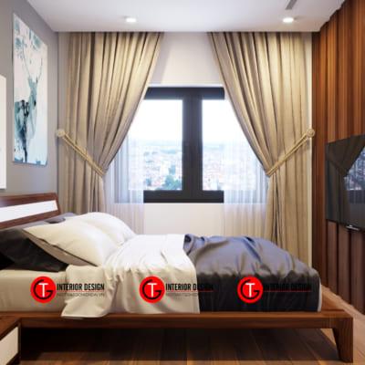 Phòng Con Trai Dự án Thiết Kế Và Thi Công Chung Cư D Capital Trần Duy Hưng 02