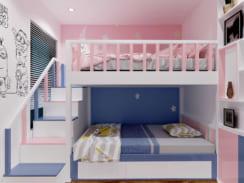 Phòng ngủ con giường tầng