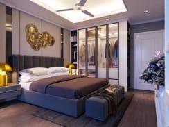 Phòng ngủ sang trọng