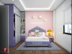 Phòng ngủ con gái đẹp